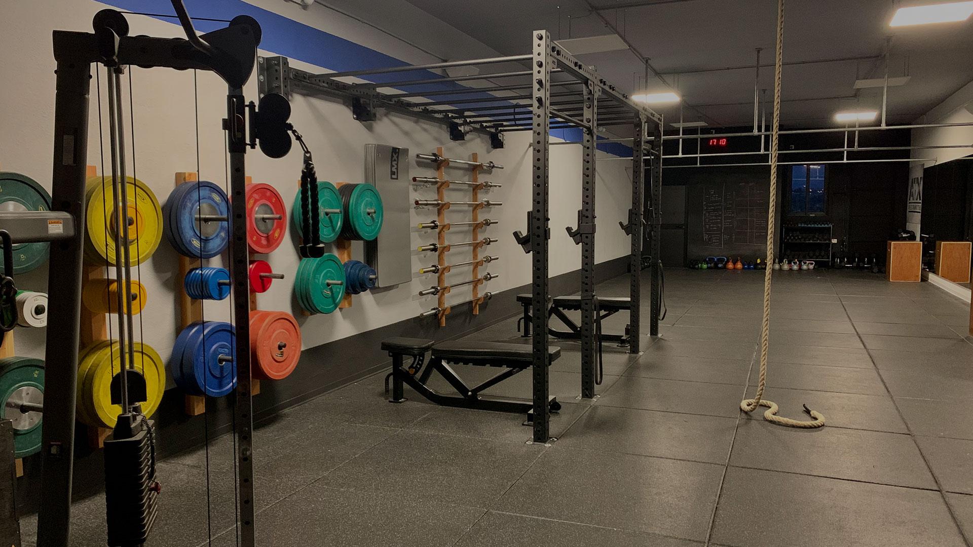 A Community Based Gym